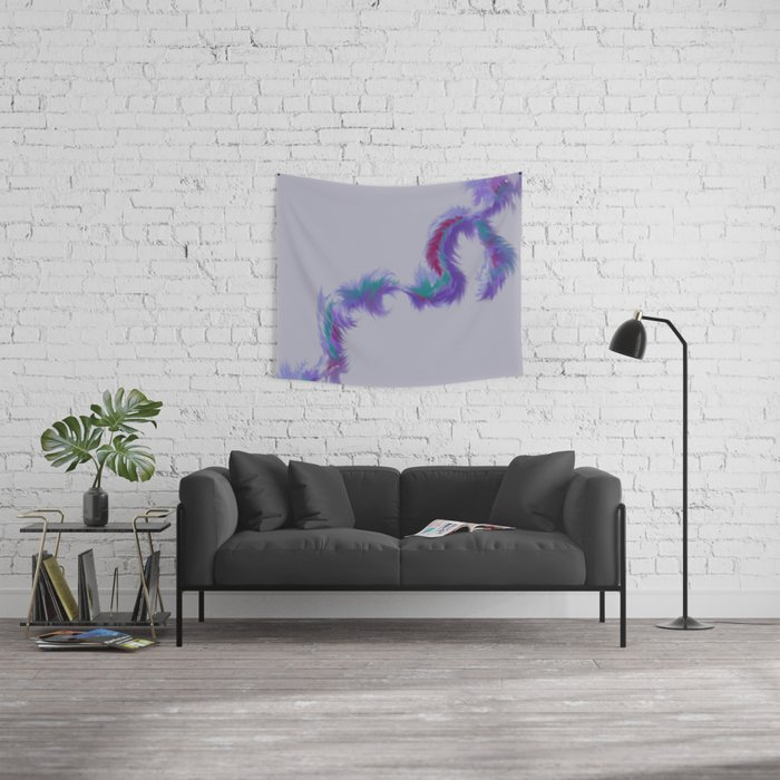 Take it Wall Tapestry