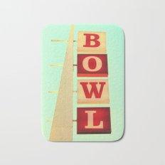 Bowl! Bath Mat