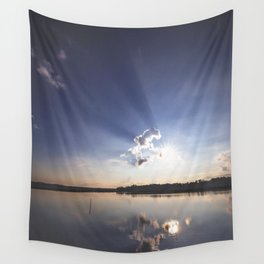 Shadow Rays Wall Tapestry