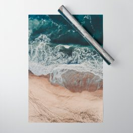 Sands of Gold Wrapping Paper