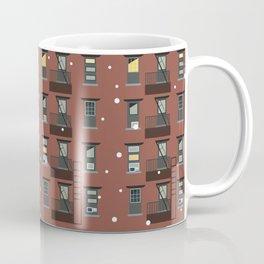 Winter in New York Coffee Mug