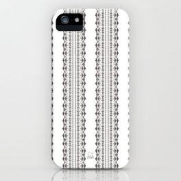 L A C E iPhone Case