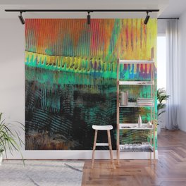Color S34 Wall Mural