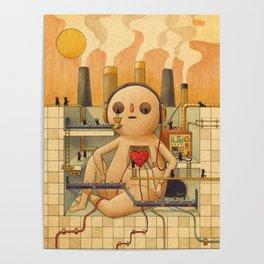 Feelings Factory Poster