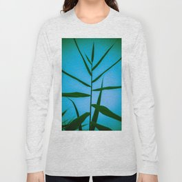 Reach to the Sky at Sunset 2 Long Sleeve T-shirt