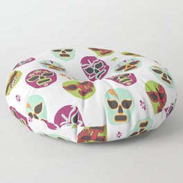 Máscaras Floor Pillow