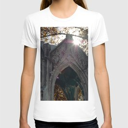 Temple in the eye T-shirt