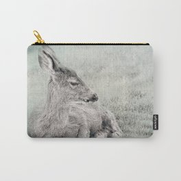 Sweet Young Deer Carry-All Pouch