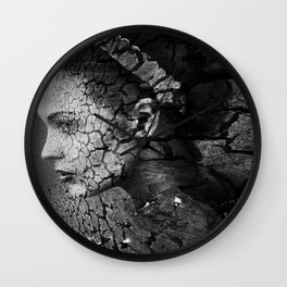 Terra Wall Clock