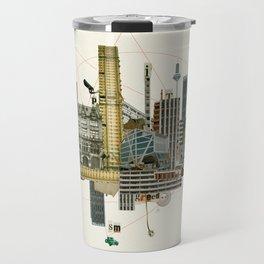 Collage City Mix 8 Travel Mug