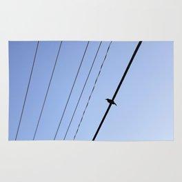 Bird on a Wire Rug