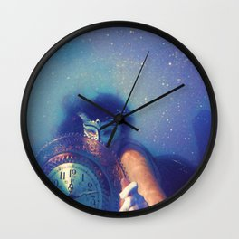 A Time of Stars Wall Clock
