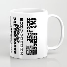 Swansea City 2017-2018 Coffee Mug