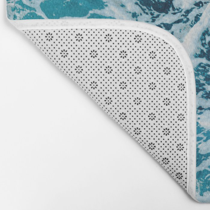 Lovely Seas Bath Mat