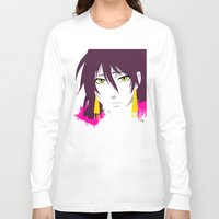 prince Long Sleeve T-shirts featuring Prince by Kellie Anne