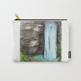 Hidden Places Carry-All Pouch