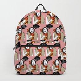 Haute Dog Backpack