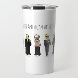 Latin American architects Travel Mug