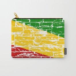 Rastafari Flag Carry-All Pouch