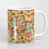 tangled Mugs featuring Tangled  by Aubree Eisenwinter