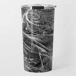 The Fingers-bw Travel Mug