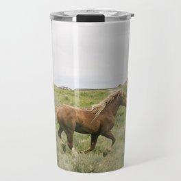 Wild Horses Couldn't Keep Me Away Travel Mug