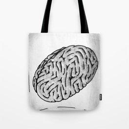 Brain Jar Tote Bag