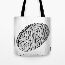 Brain Jar Tote Bag