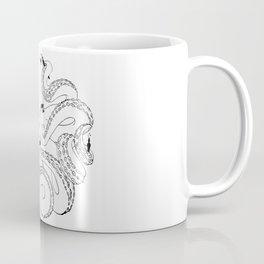 The Art Octopus Coffee Mug