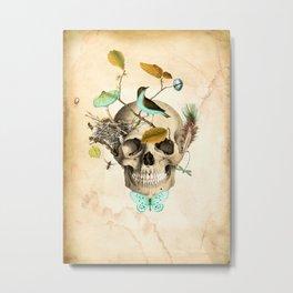 Returned to the earth Metal Print