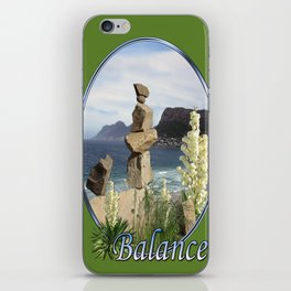 Balance - View of Simons Town iPhone Skin