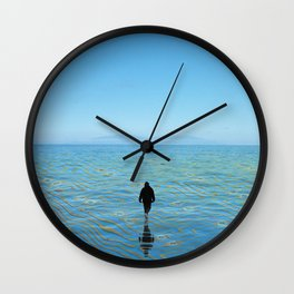 S'orienter dans le virtuel Wall Clock