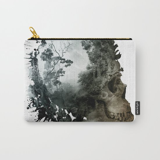 Skull - Metamorphosis Carry-All Pouch