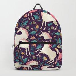 Magical Pink Unicorn Backpack