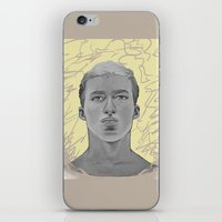 kobe iPhone & iPod Skins featuring 101 by Opareon