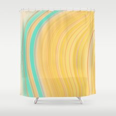 Beach Day Dreamin' Shower Curtain