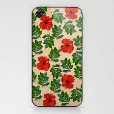 No more peonies iPhone & iPod Skin