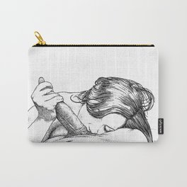 asc 738 - 20170611 La matinale (Good morning) Carry-All Pouch