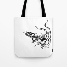 Dragon — Alternative t-shirt style (small image) Tote Bag