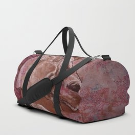 The ancient horse Duffle Bag
