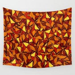 Geo Design Wall Tapestry