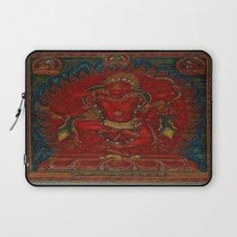 Kurukulla - Tibetan Buddhism Laptop Sleeve