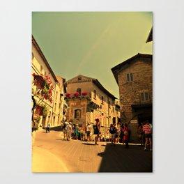 La Bella Italia. Canvas Print