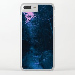 0413 Clear iPhone Case