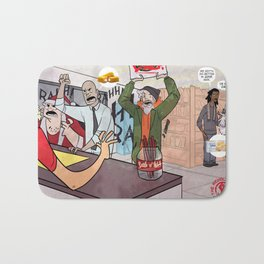 2013 D.O.T (Death Of Twinkies) Bath Mat