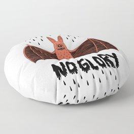 No Guts No Glory - Bat Floor Pillow