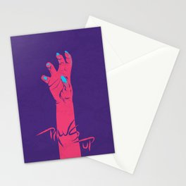 Paws Up! Stationery Cards