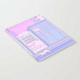 Vending Machines Notebook