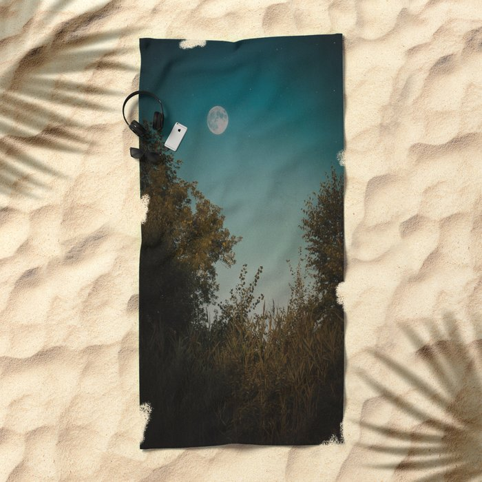 They Shine For You Beach Towel