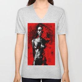 The Red Nightmare Unisex V-Neck
